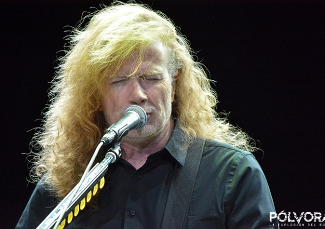 megadeth-hh18-mexico-2018-polvora-2- Dave Mustaine