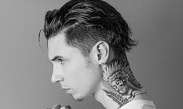 andy biersack black
