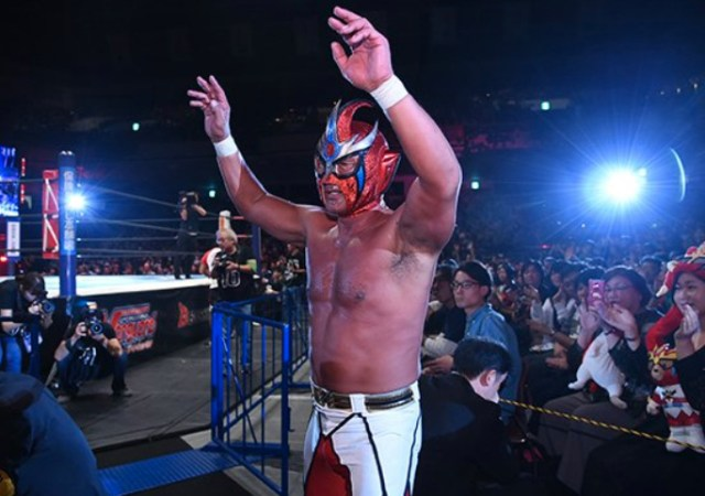 NJPW King of Pro Wrestling 2019 BATTLE Liger