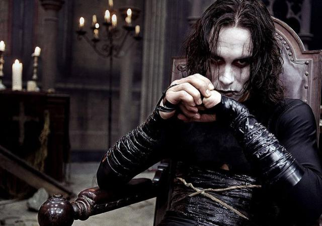el cuervo the crow