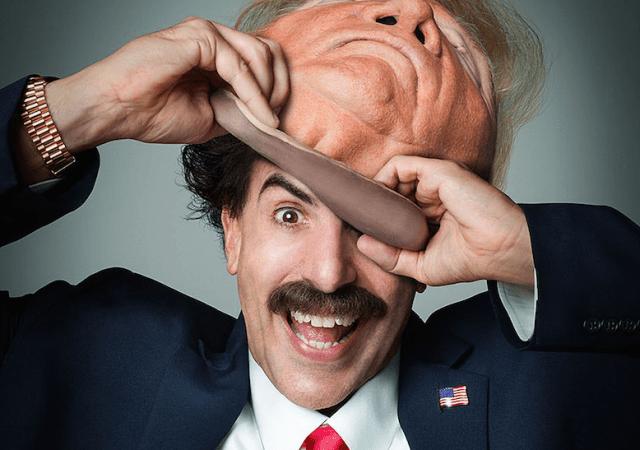 Borat 2 reseña