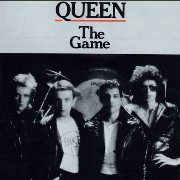 Queen y el disco The Game
