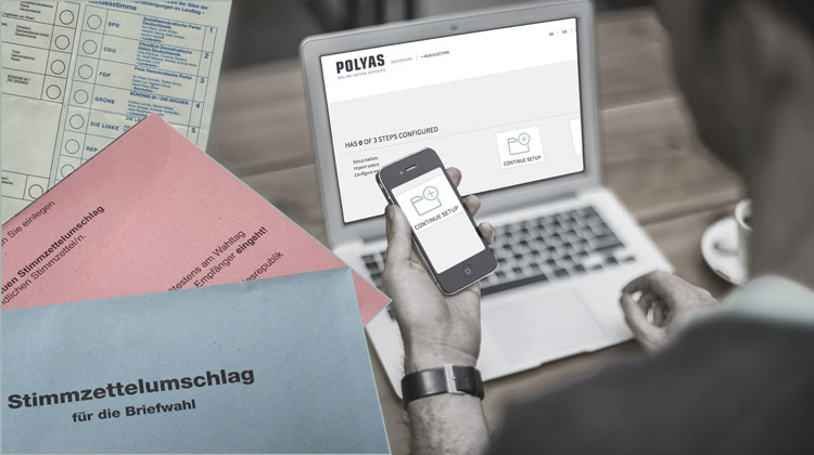 Briefwahl-Online-Wahl
