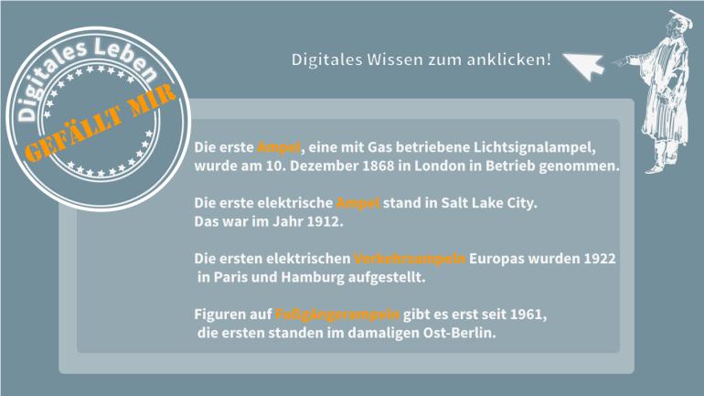 Digitale Verkehrskontrolle. Unsere Ampeln werden zunehmend zentral gesteuert und über das Internet kontrolliert.