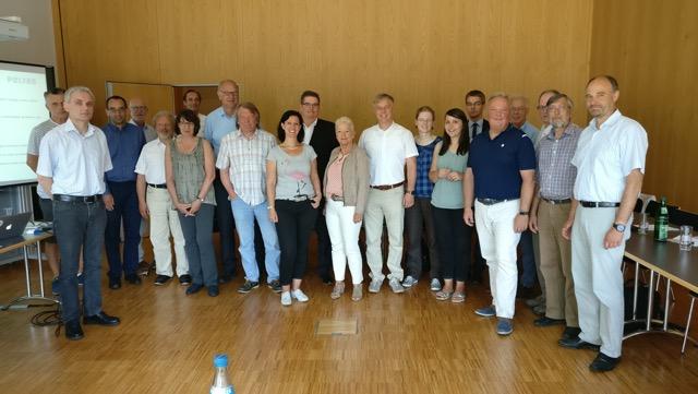 Teilnehmer Kirchen-Workshop