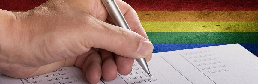 Australian postal survey for Same-sex Marriage