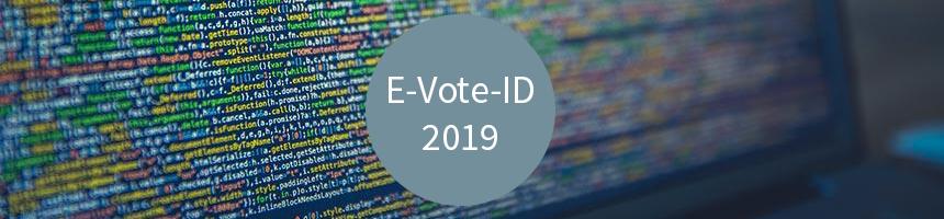 POLYAS war auf der E-Vote-ID-2019