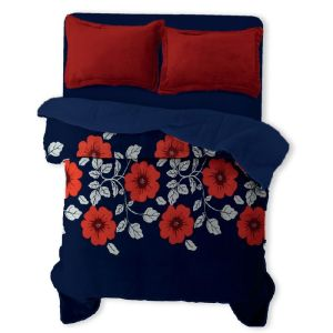 Cobertor Terlet Soft Winter Amapola
