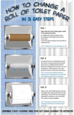change toilet paper instructions in adobe illustrator