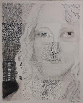 self portrait in 20 textures