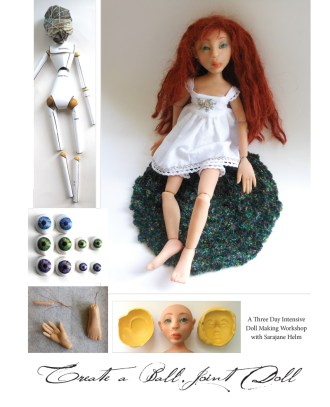 ball joint doll workshop ad