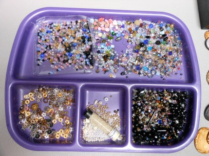 beads for miniatures