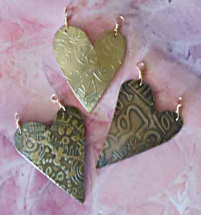 Etched Hearts