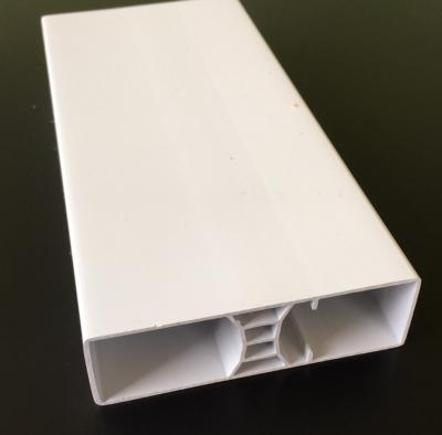 Lisse Pvc Blanc Droite 70x22 Mm Au Ml