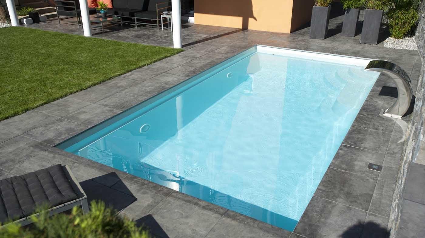 Stahl Pool Rechteckig Schwimmbad Und Saunen
