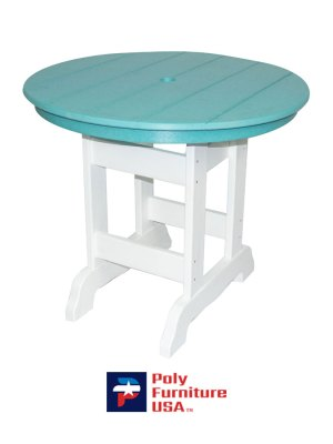 Dining Height Bistro Table