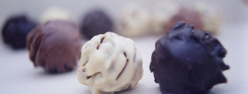 We feel enthusiasm for chocolate, but it's not healthy to gorge on it!