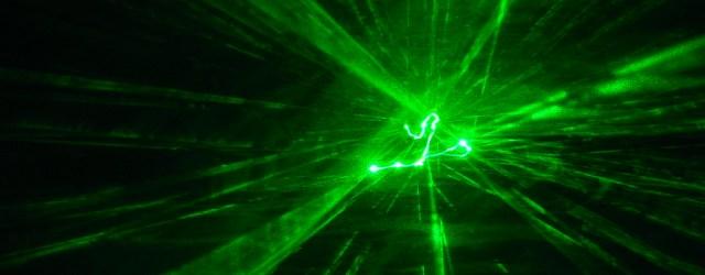 Data laser
