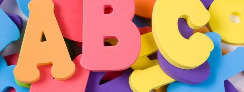 Alphabet Texts