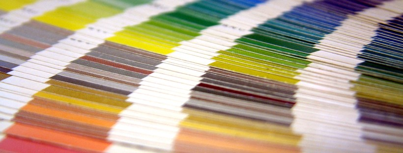 Adding a language is like adding another colour to your communication swatch! (Picture from freeimages.com)