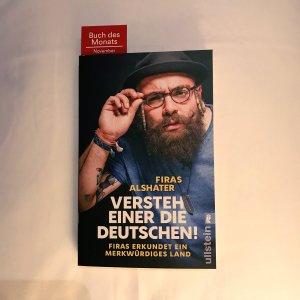 Firas Alshater - Versteh einer die Deutschen!