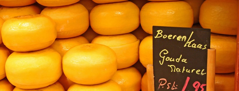 Variety is the cheese of life. Image from freeimages.com