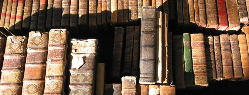 Search those etymology dictionaries for evidence of semantic change! Picture from freeimages.com