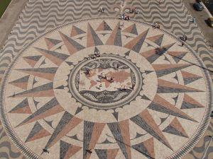 Author: Krzysztof Żwirski, via Wikipedia Commons, Padrão dos Descobrimentos, Lisboa (Belém).