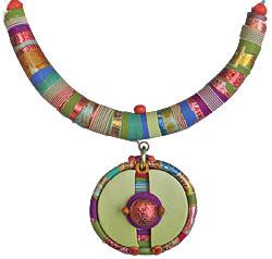 Abrams spring 2010 necklace