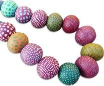 Haskova's dot beads