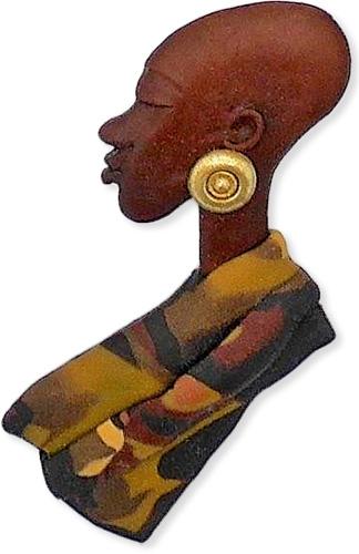 Debbie Jackson's Nubian woman