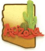Arizona from a Paula Pindroh illustration