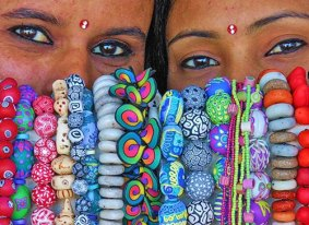Pramila and Sharmila have tested positive at Samunnat Nepal on PolymerClayDaily.com