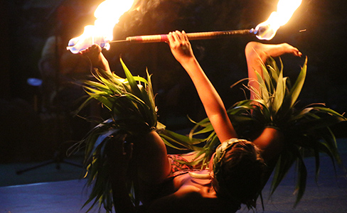 PCC Samoan World Fireknife Championship junior