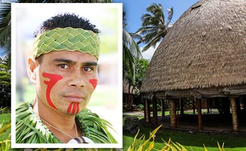 Polynesian Cultural Center Samoan culture ambassador Creasepaul Tofa