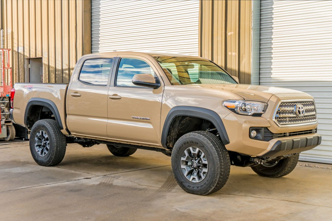 2017 Tacoma Icon Stage 3 Build Poly Performance Garage