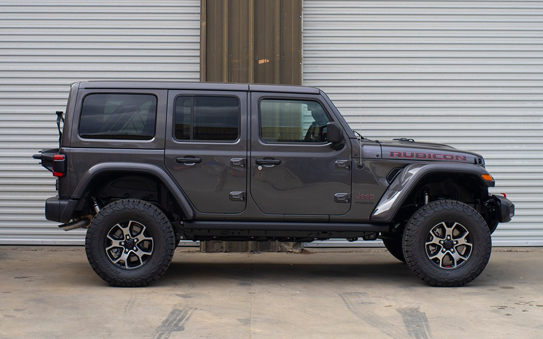 2018 Jeep JL | Icon Stage 2 System