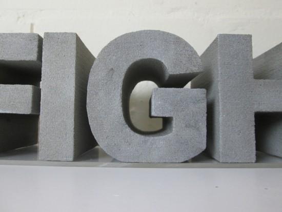 faux-concrete-letters