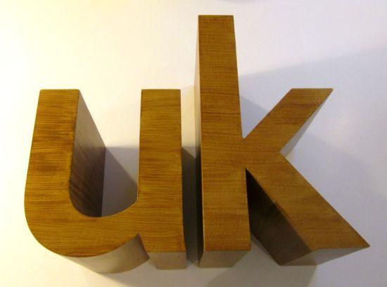 faux-wood-letters