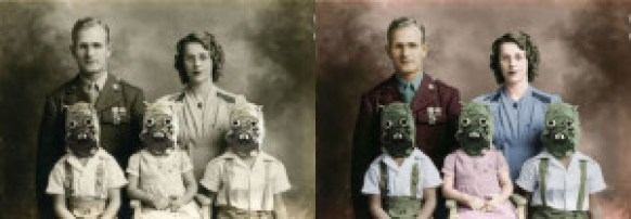Photo Colouring and Restoration