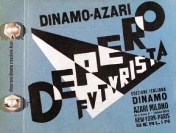 Ars Libri_DEPERO_depero futurista