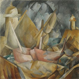 Georges_Braque,_1909,_Port_en_Normandie_(Little_Harbor_in_Normandy),_81.1_x_80.5_cm_(32_x_31.7_in),_The_Art_Institute_of_Chicago