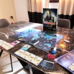 Pandemic, the board game