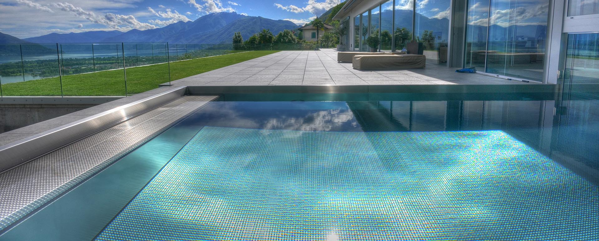 Stainless Steel Pools Polytherm
