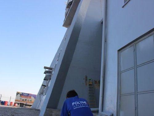 Polyurea TRT Verici İstasyonu
