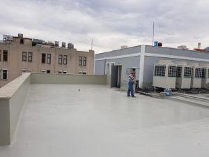su yalıtımı teraslarda uygulama