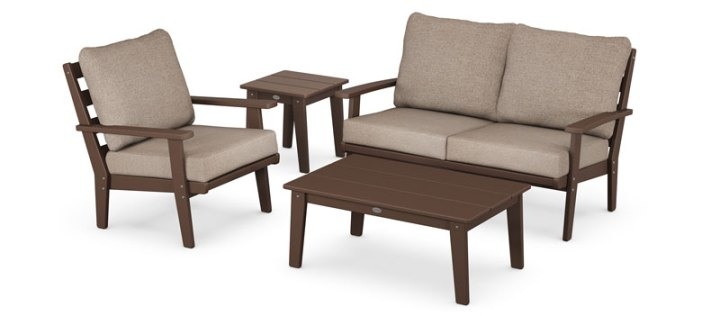 Grant Park 4-Piece Deep Seating Set