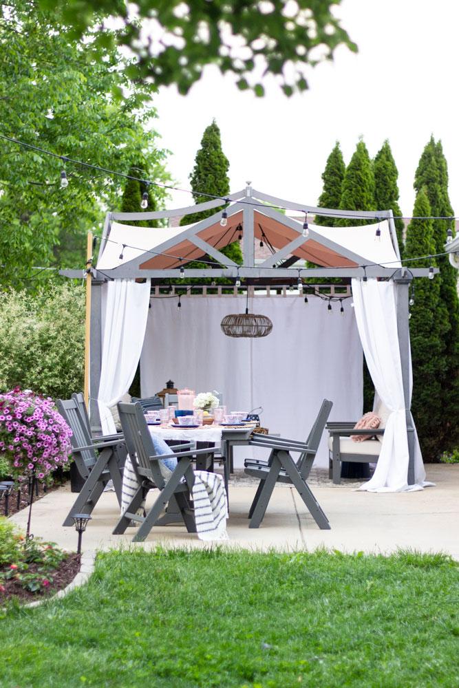 Vineyard Folding Dining Chair