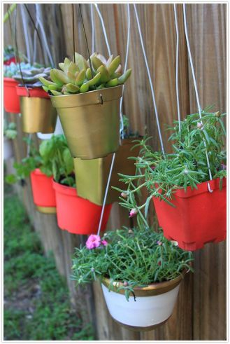 fence gardening