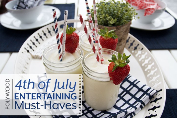 4th of July Entertaining Must-Haves from the POLYWOOD Blog